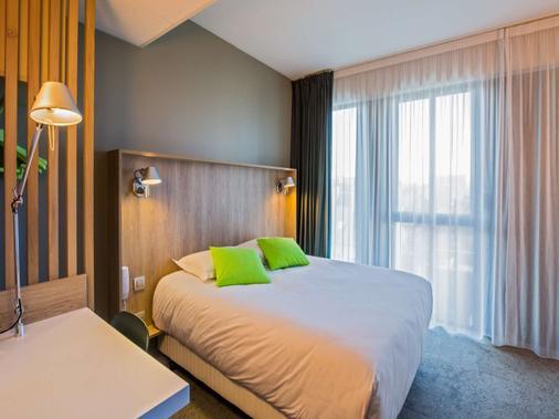 Campanile Rennes Centre - Gare - Rennes - Bedroom