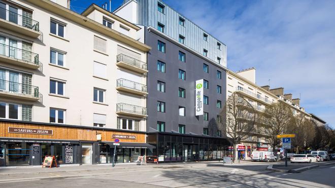 Campanile Rennes Centre - Gare - Rennes - Building