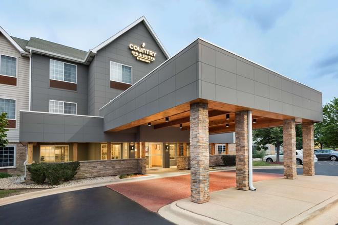 Country Inn & Suites by Radisson, Romeoville, IL - Romeoville - Building