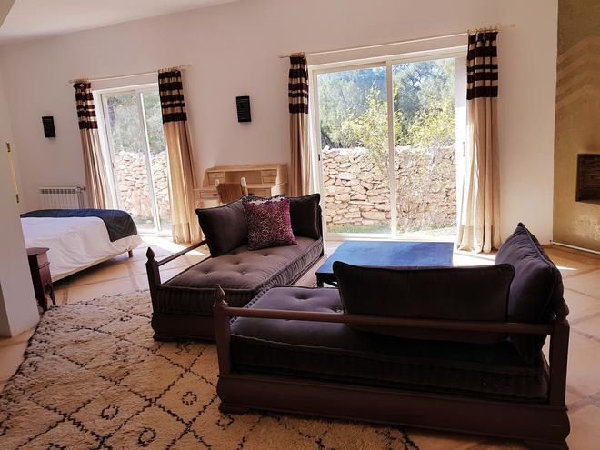 摩洛哥別墅花園 - 索維拉 - 索維拉 - 客廳