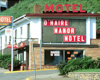 O'Haire Manor Motel and Apartments - Shelby - Building
