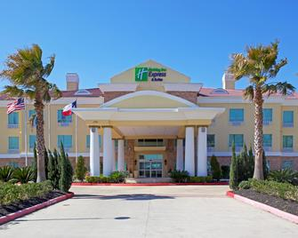 Holiday Inn Express & Suites Pearland - Pearland - Gebouw