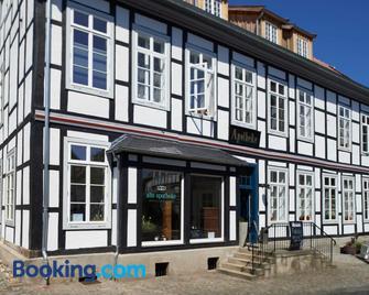 Alte Apotheke Hotel und Cafe - Bad Essen - Gebäude