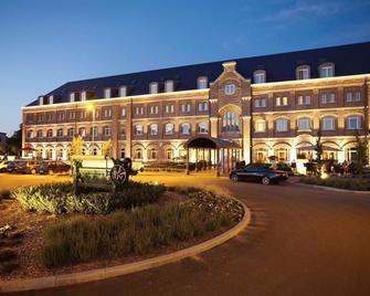 Hotel Verviers Van der Valk - Verviers - Edificio