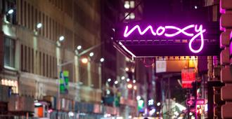 MOXY NYC Times Square - New York - Outdoors view