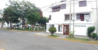 El Centurión - Trujillo - Edificio