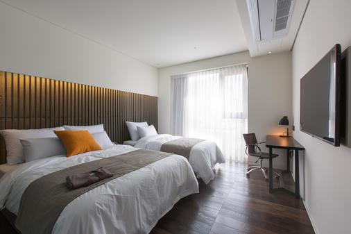 Sr Hotel Seoul Magok - Seoul - Phòng ngủ