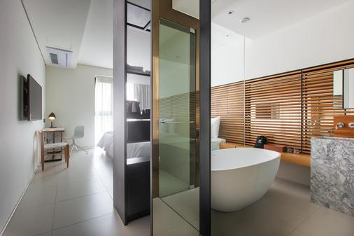 Sr Hotel Seoul Magok - Seoul - Phòng tắm