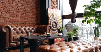 Sr Hotel Seoul Magok - סיאול - מסעדה