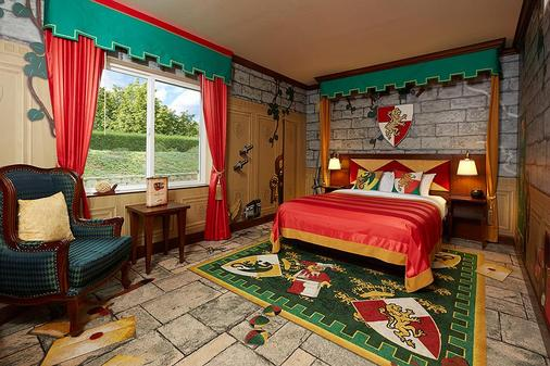 LEGOLAND California Resort And Castle Hotel - Carlsbad - Bedroom