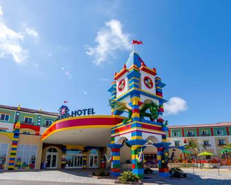 LEGOLAND California Resort And Castle Hotel - Carlsbad - Building