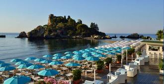 La Plage Resort - Taormina - Beach