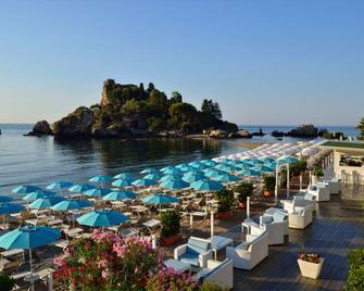 La Plage Resort - Taormina - Strand