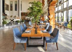 Canal Central Hotel - Dubai - Restaurant