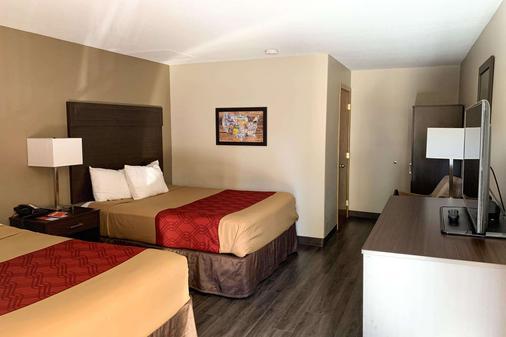 Econo Lodge City Center - Portland - Bedroom