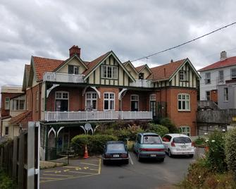 Stafford Gables Hostel - Dunedin - Rakennus