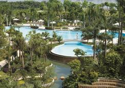 Shangri-La Hotel Guangzhou - Kanton - Uima-allas