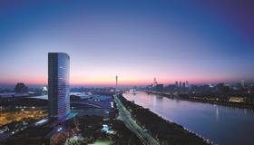 Shangri-La Guangzhou - Guangzhou - Vista externa