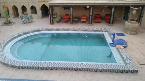Kasbah Mohayut - Merzouga - Pool