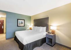 Marina Bay Hotel & Suites - Chincoteague - Schlafzimmer