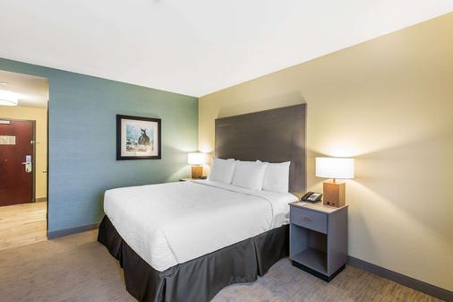 Marina Bay Hotel & Suites - Chincoteague - Makuuhuone