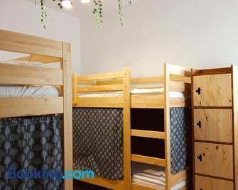 Hostel Vagamundo - Los Llanos de Aridane - Bedroom