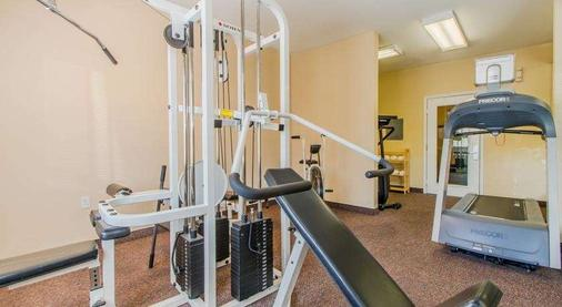 Intown Suites Colorado Springs - Colorado Springs - Gym