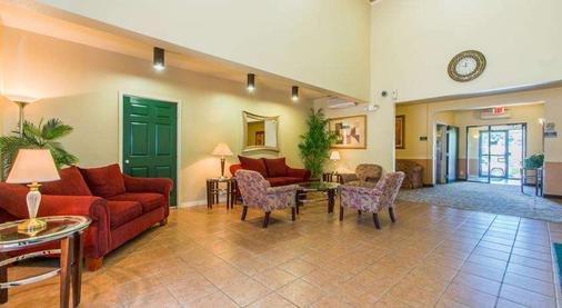 Intown Suites Colorado Springs - Colorado Springs - Lobby