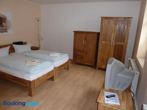 Hotel Pension Mandy - Senftenberg - Bedroom