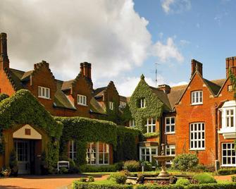 Sprowston Manor Hotel, Golf & Country Club - Norwich - Gebouw