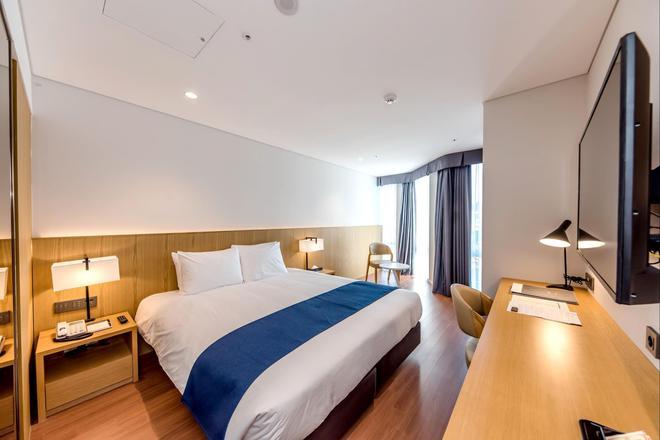 Hotel Sirius - Jeju - Camera da letto