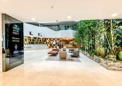 Hotel Sirius - Jeju - Ingresso