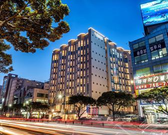 Hotel Sirius - Jeju City - Κτίριο