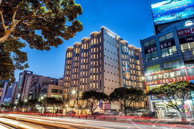 Hotel Sirius - Jeju - Edificio