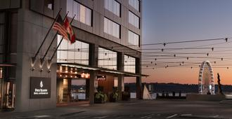 Four Seasons Hotel Seattle - Seattle - Building