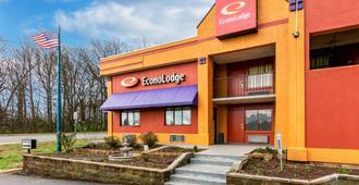 Econo Lodge Charlotte Airport Area - Charlotte - Building
