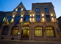 Albion Hotel - Ypres - Rakennus