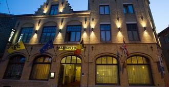 Albion Hotel - Ypres - Bâtiment