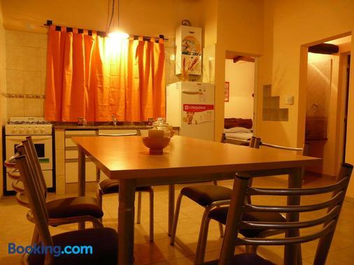 Cabañas Mandala - San Marcos Sierra - Dining room