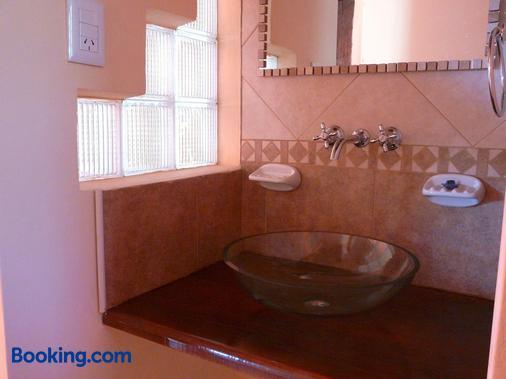 Cabañas Mandala - San Marcos Sierra - Bathroom