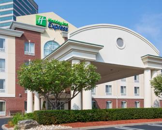 Holiday Inn Express & Suites Tower Center New Brunswick - East Brunswick - Edificio