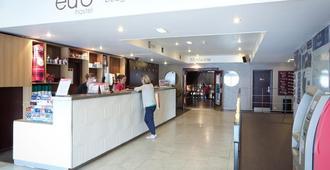 Euro Hostel Glasgow - Glasgow - Resepsjon