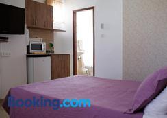 Loui Hotel - Haifa - Bedroom
