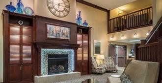 Holiday Inn Express Spokane-Valley - ספוקיין - לובי