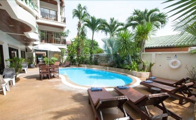 Palmview Resort - Patong - Uima-allas
