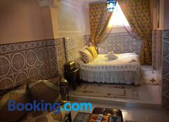 Riad Atika Mek - Meknes - Bedroom