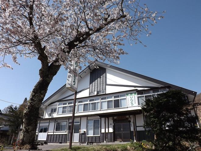 Togakushi- Kogen Minshuku Rindo - Nagano - Rakennus