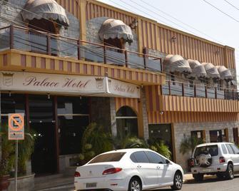 Palace Hotel Barretos - Barretos - Building
