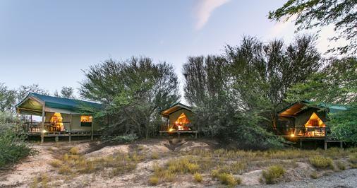 Chandelier Game Lodge - Oudtshoorn - Cảnh ngoài trời