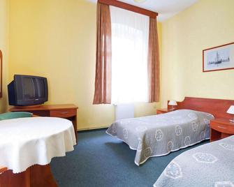 Hotel Kapitan Szczecin - Szczecin - Sypialnia